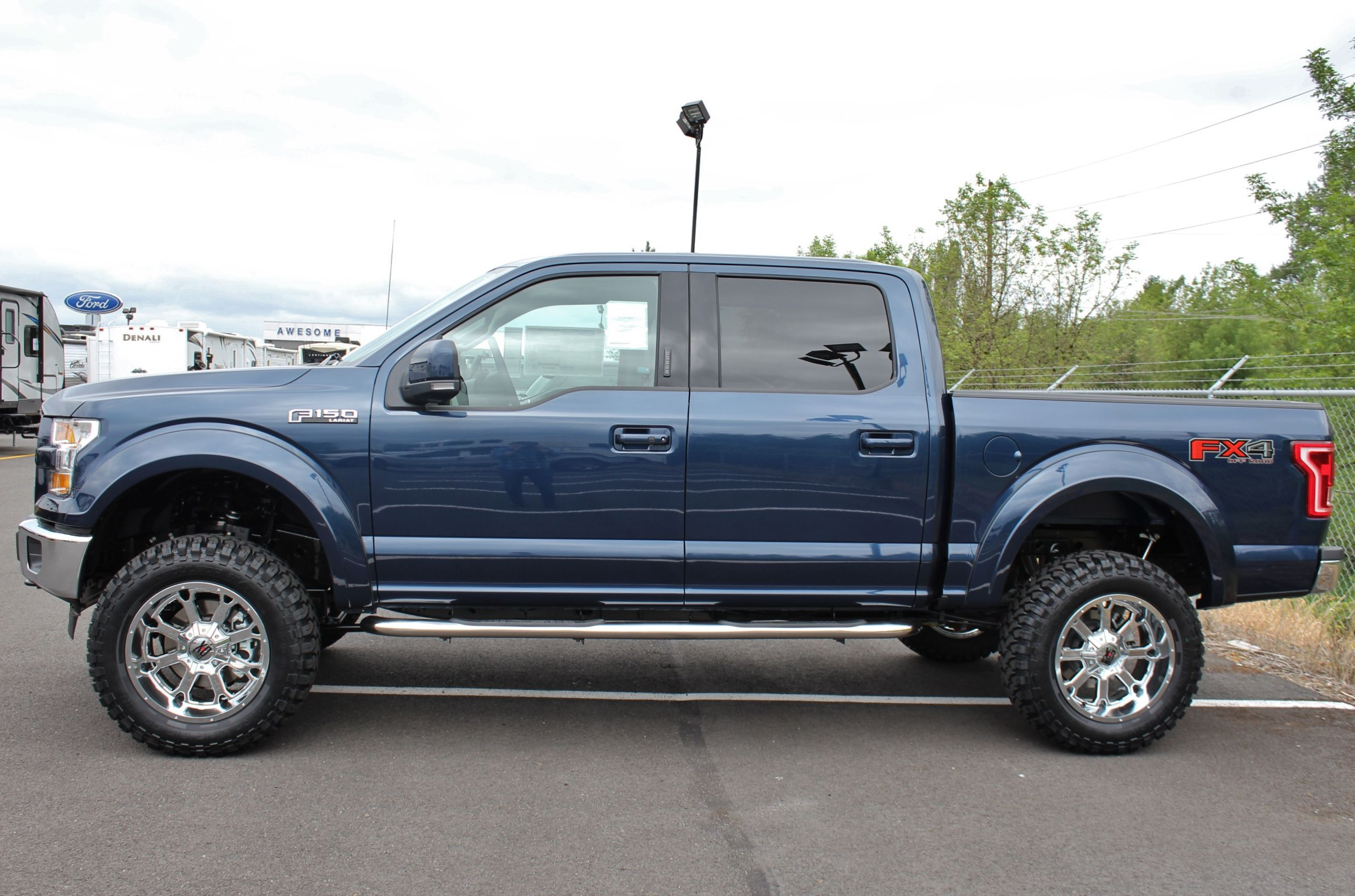 2017 F-150 Crew Cab 4x4 Pickup #30009 - photo 10