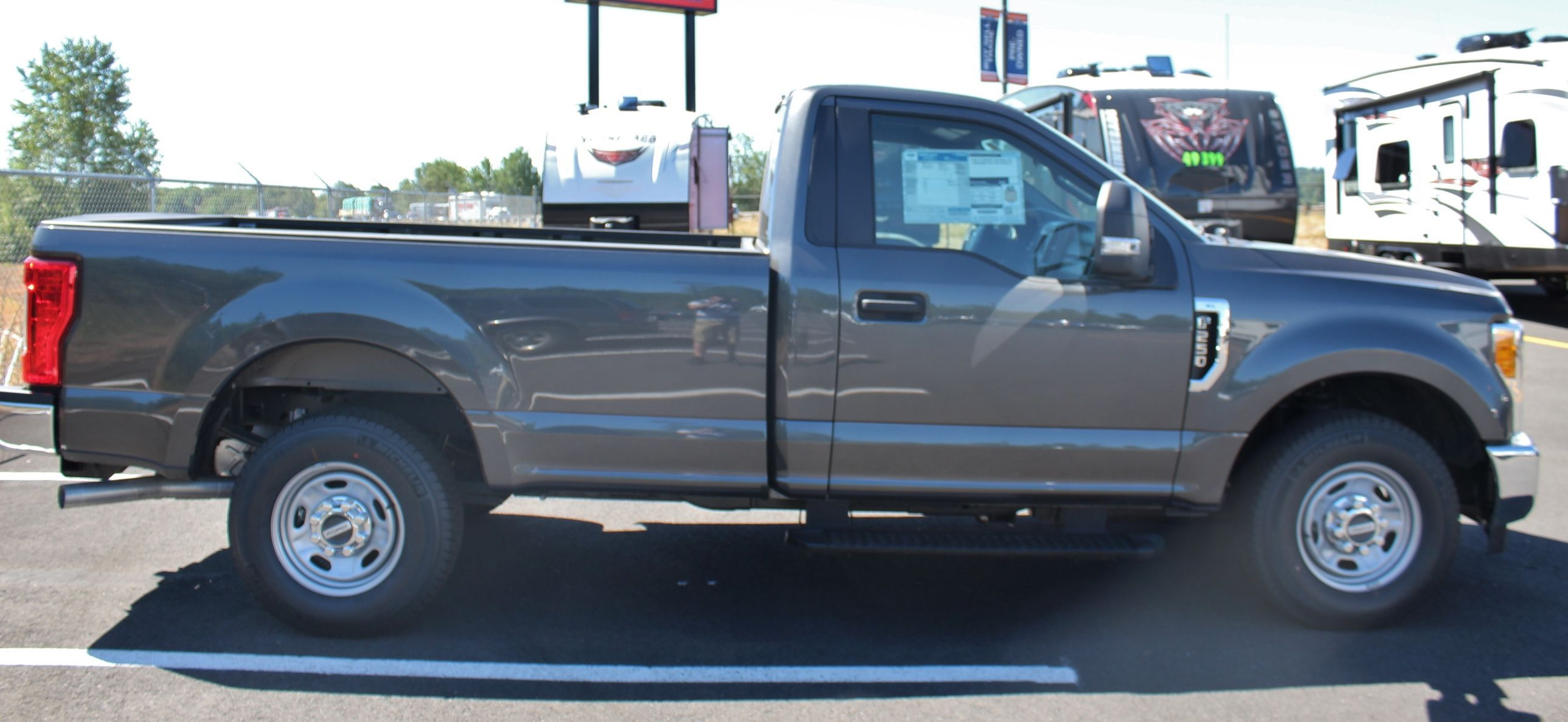 2017 F-250 Regular Cab Pickup #30026 - photo 3