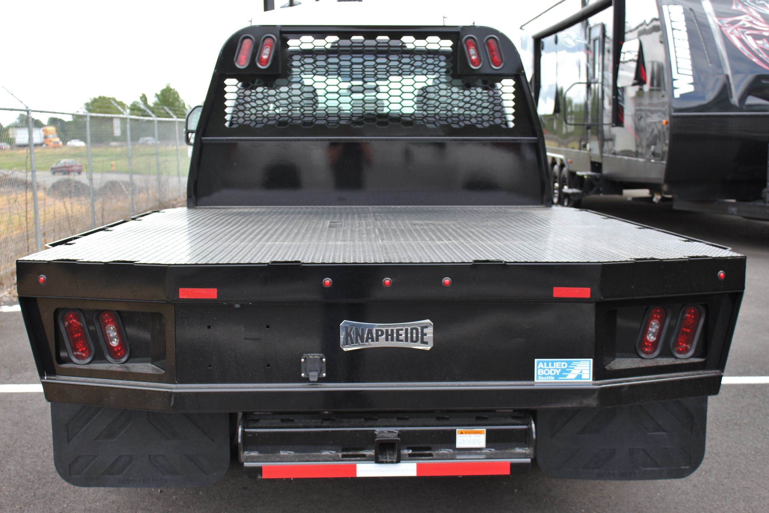 2017 F-350 Super Cab DRW, Knapheide PGNB Gooseneck Platform Body #30116 - photo 5