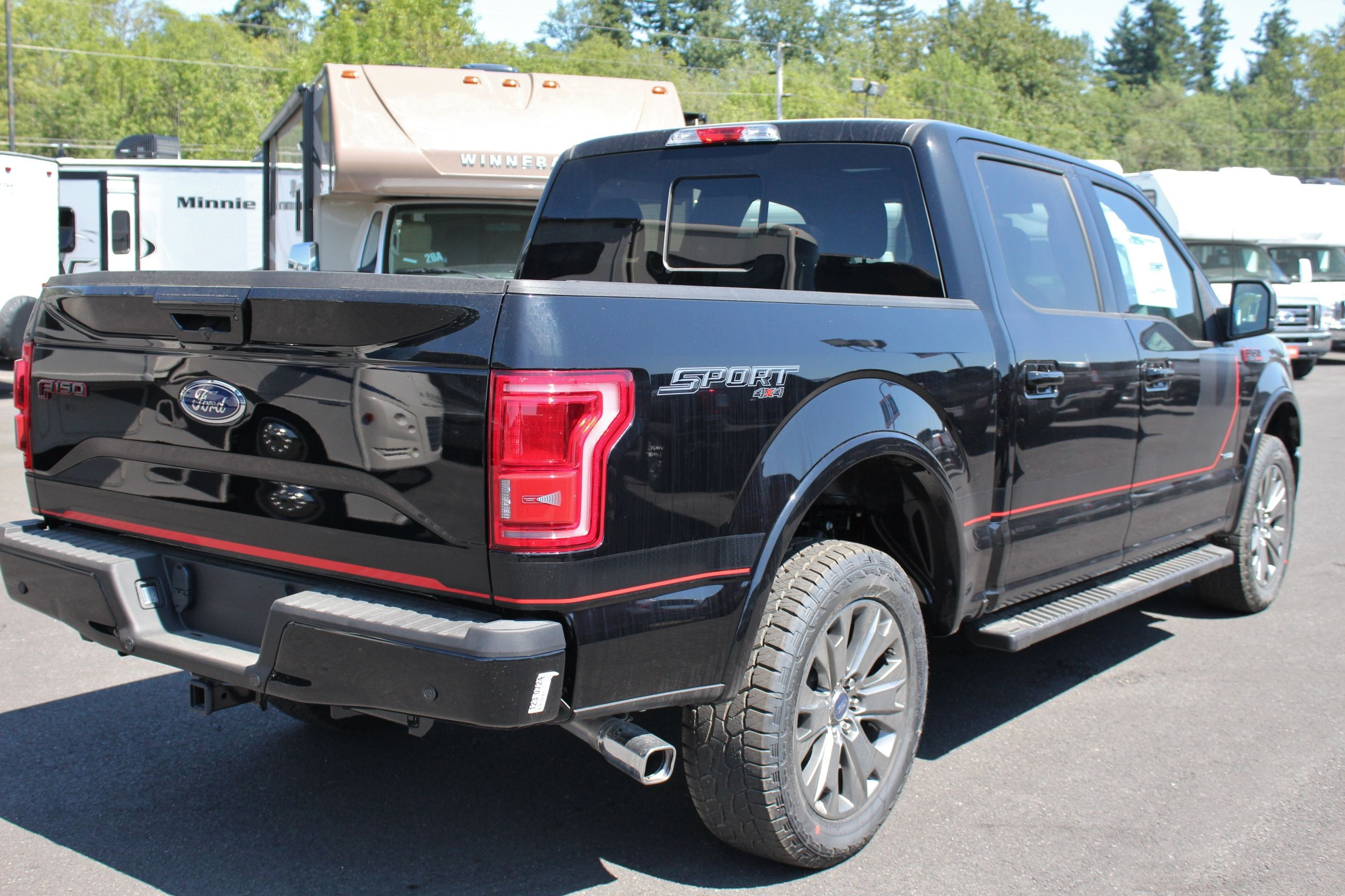 2017 F-150 Crew Cab 4x4 Pickup #30243 - photo 2