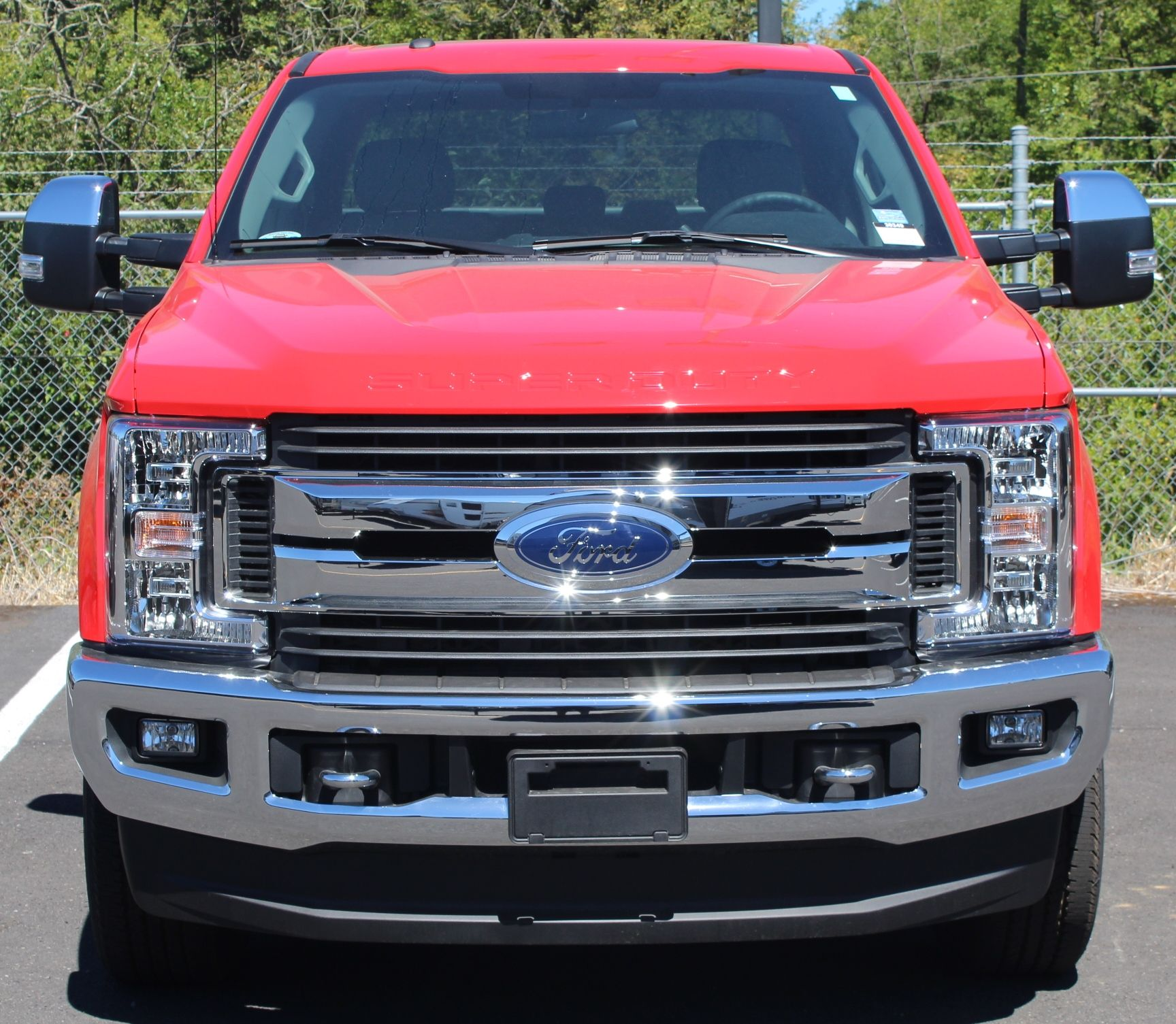 2017 F-350 Crew Cab 4x4 Pickup #30349 - photo 7
