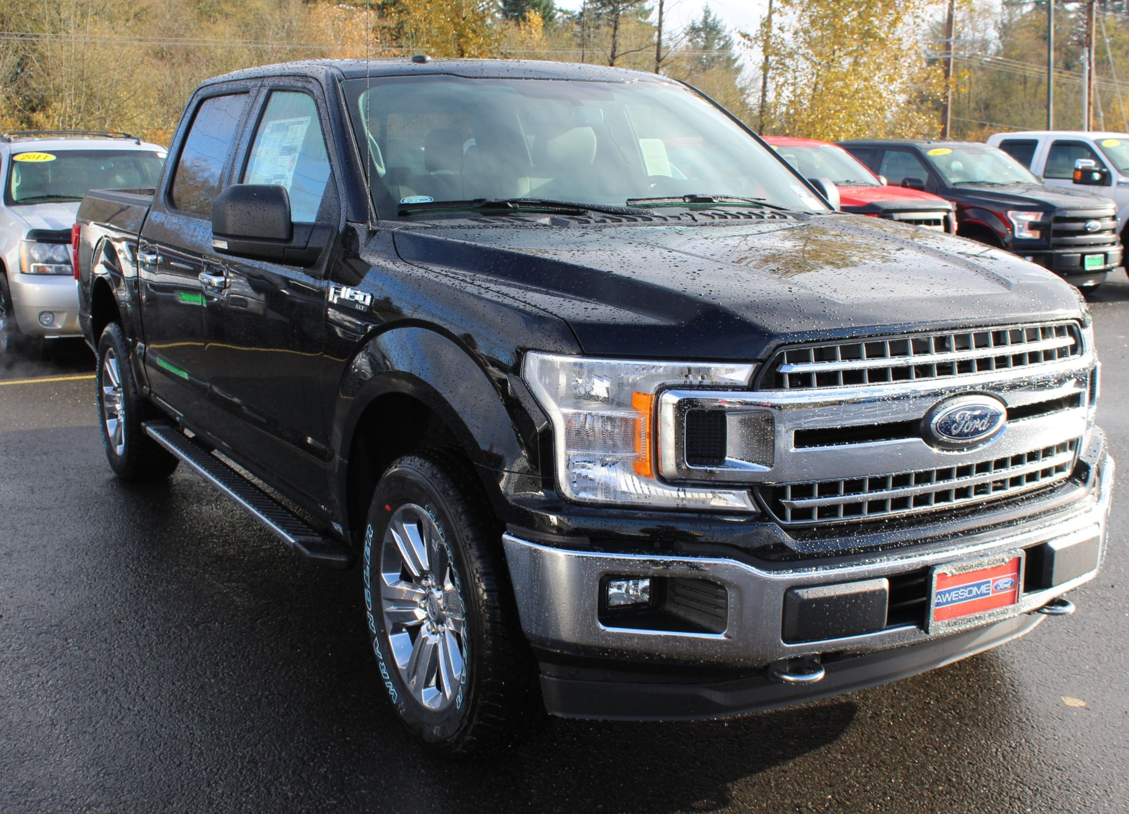 2018 F-150 Crew Cab 4x4, Pickup #30804 - photo 3