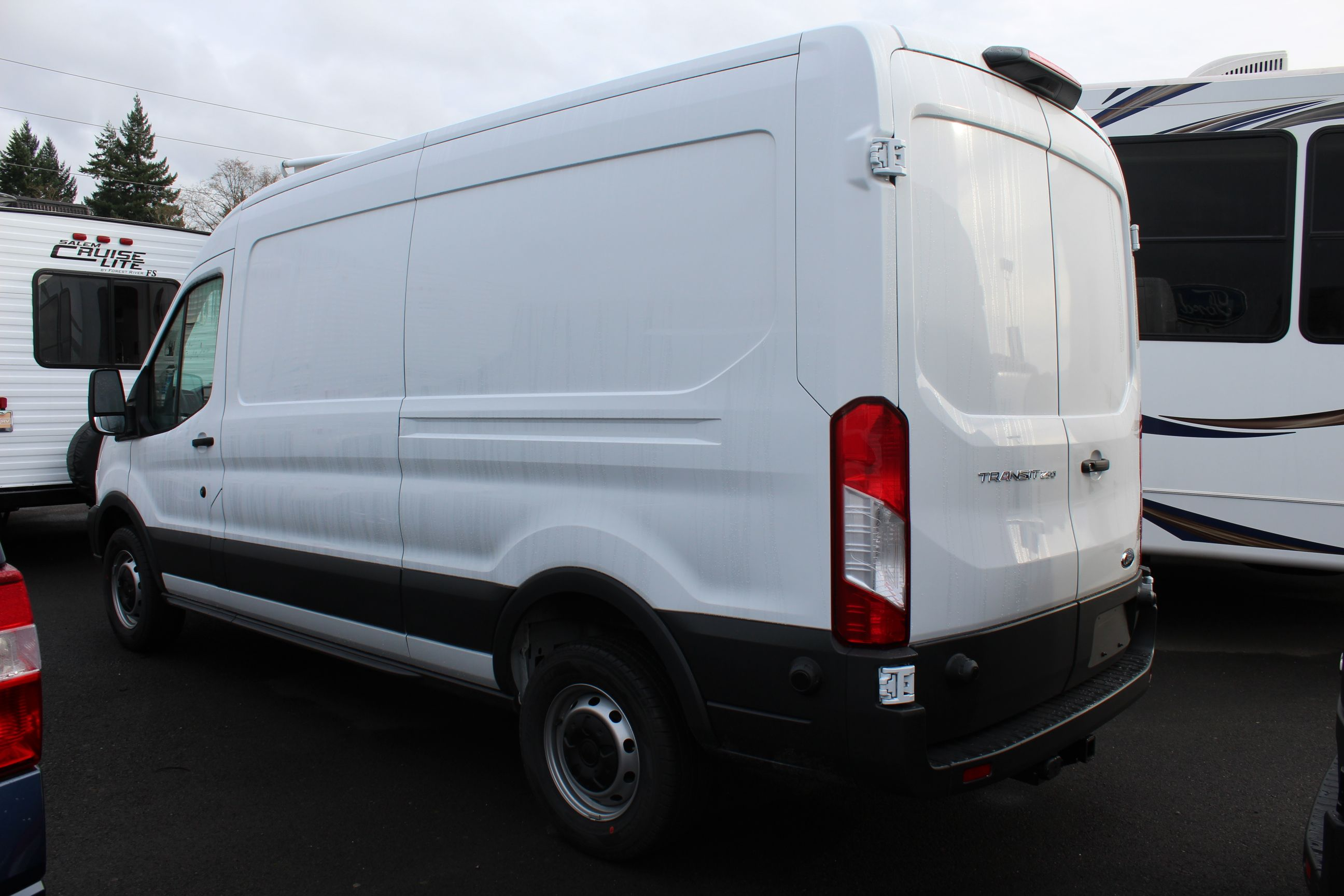 2018 Transit 250 Medium Roof, Cargo Van #30824 - photo 4
