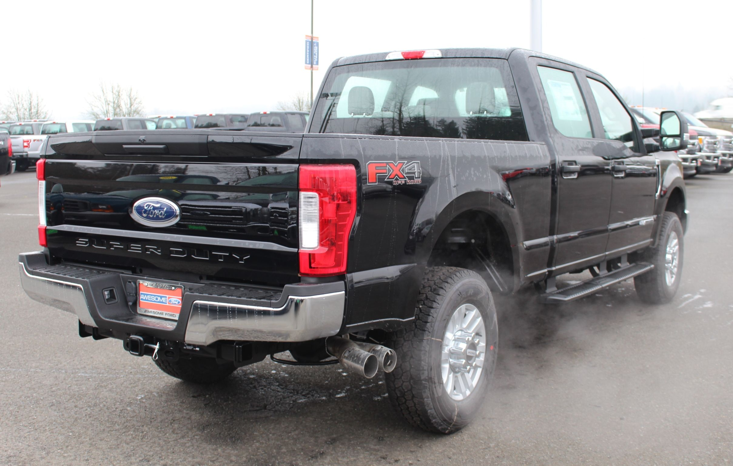 2017 F-350 Crew Cab 4x4, Pickup #30862 - photo 5