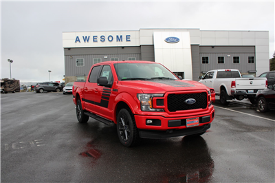 2018 F-150 Crew Cab 4x4, Pickup #30990 - photo 1