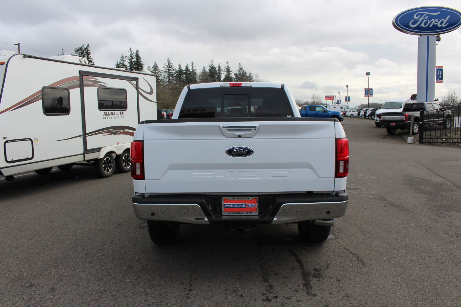 2018 F-150 Crew Cab 4x4, Pickup #31068 - photo 5