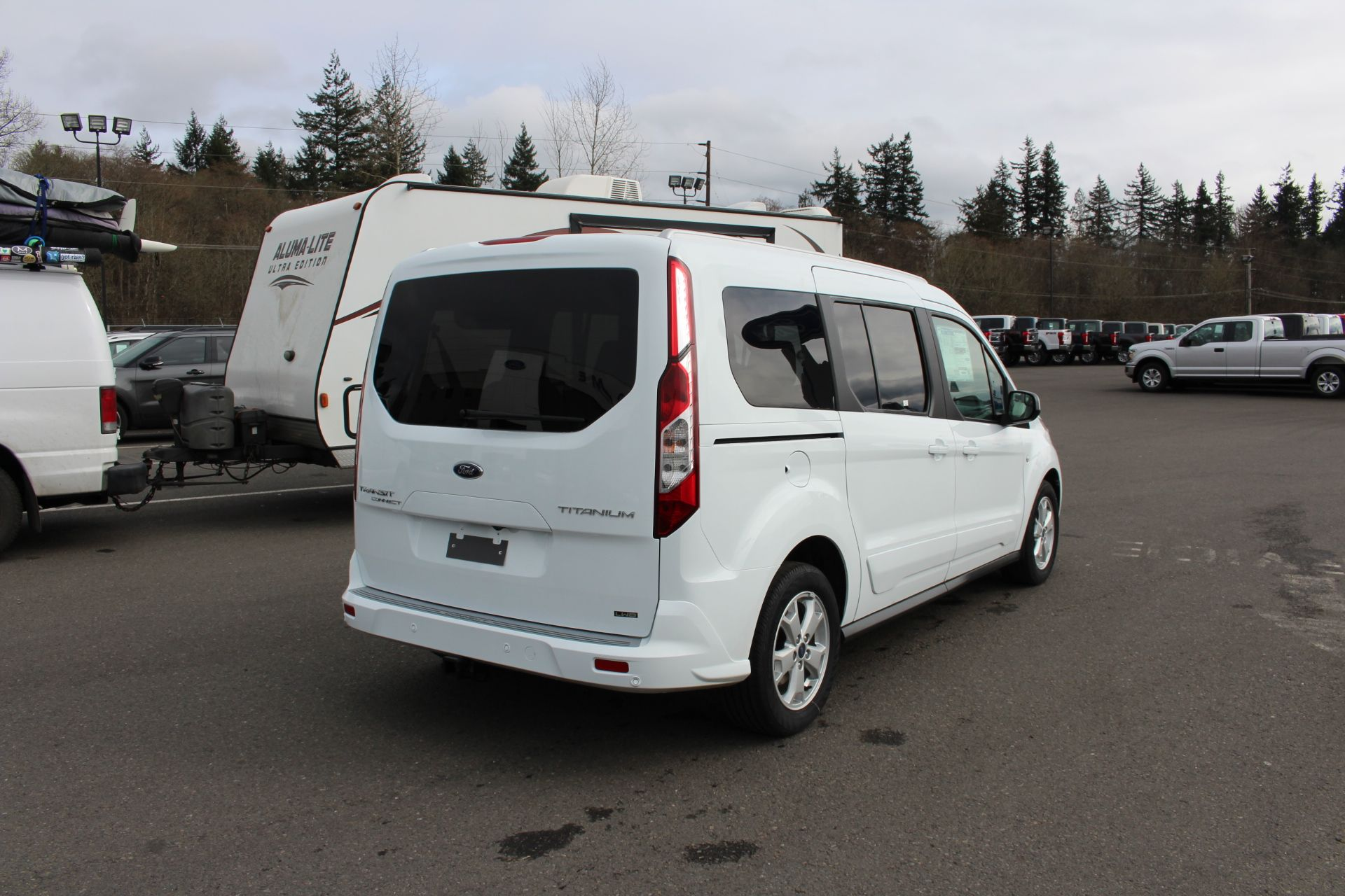 2018 Transit Connect, Cargo Van #31096 - photo 2