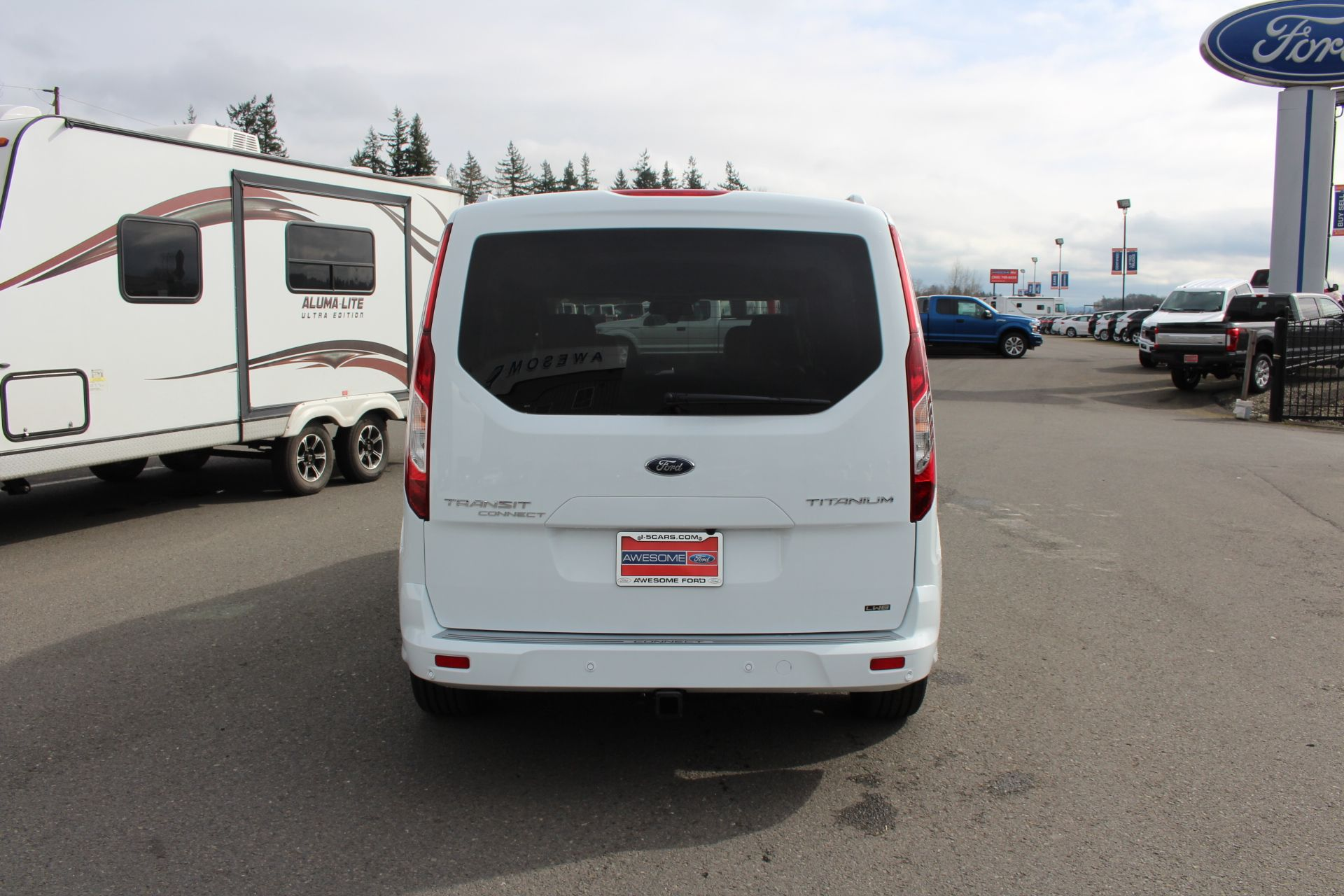 2018 Transit Connect, Cargo Van #31097 - photo 5