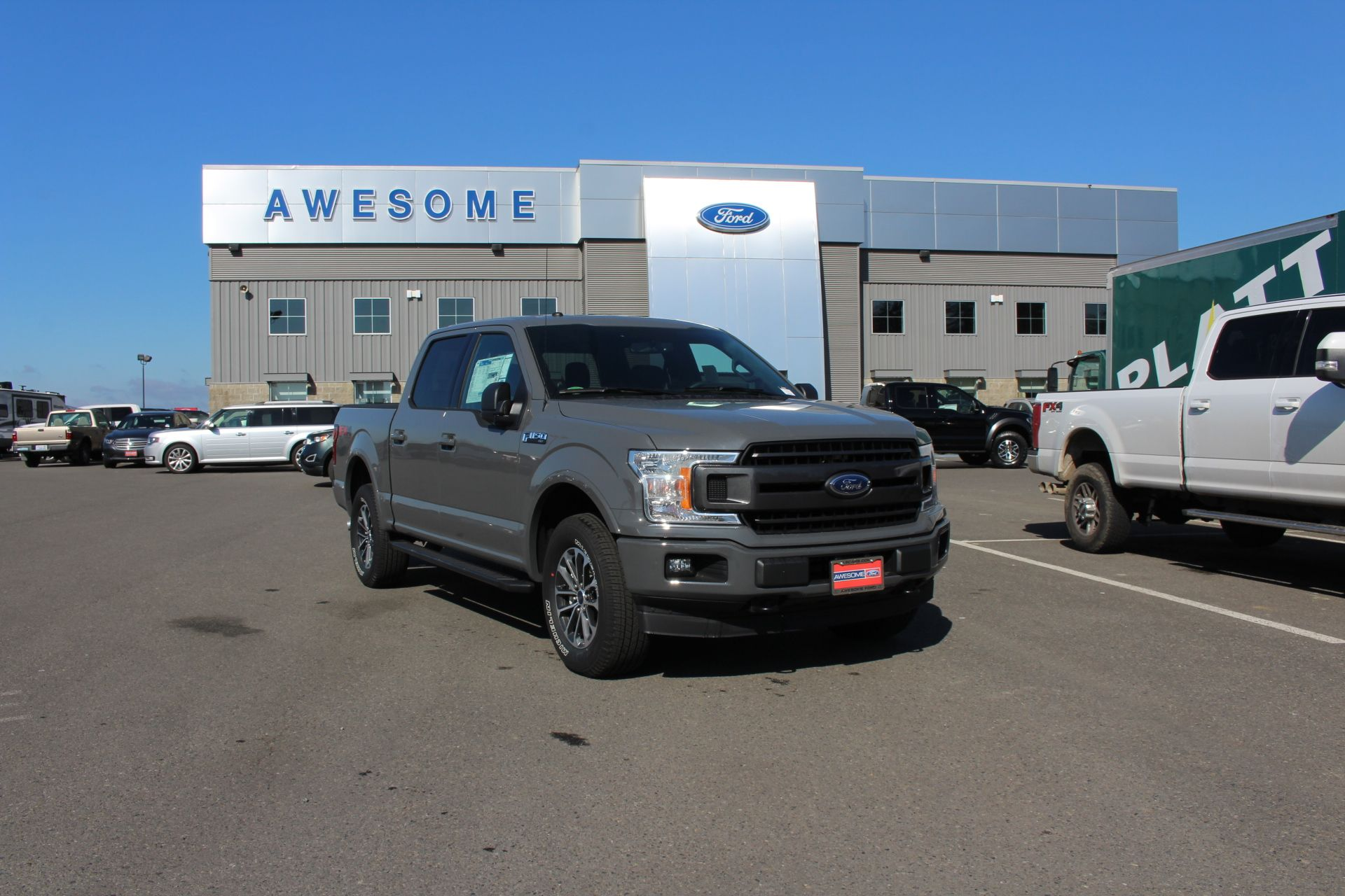 2018 F-150 Crew Cab 4x4, Pickup #31248 - photo 1