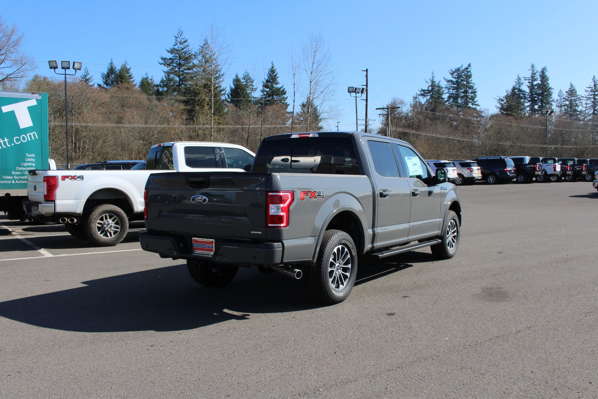 2018 F-150 Crew Cab 4x4, Pickup #31248 - photo 2