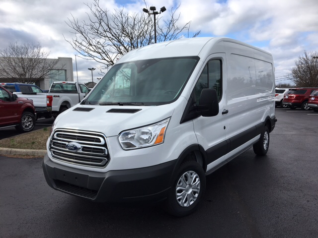 2017 Transit 250 Medium Roof, Van Upfit #57016 - photo 4