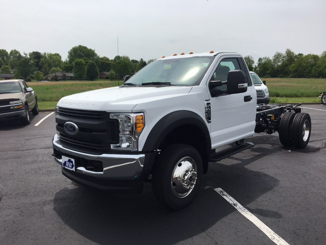 2017 F-450 Regular Cab DRW 4x4, Cab Chassis #57289 - photo 4