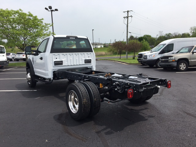 2017 F-450 Regular Cab DRW 4x4, Cab Chassis #57289 - photo 2