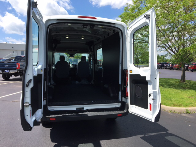 2017 Transit 250 Medium Roof, Cargo Van #57324 - photo 2