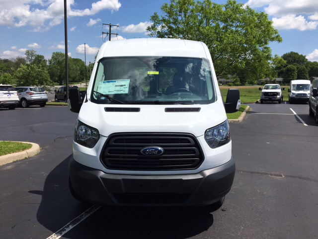 2017 Transit 250 Medium Roof, Cargo Van #57324 - photo 3