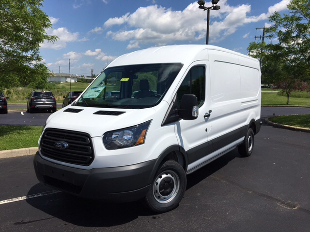 2017 Transit 250 Medium Roof, Cargo Van #57324 - photo 4