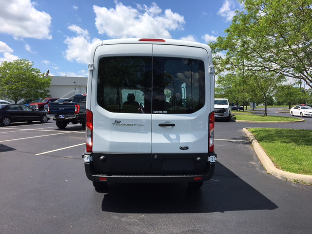 2017 Transit 250 Medium Roof, Cargo Van #57324 - photo 7
