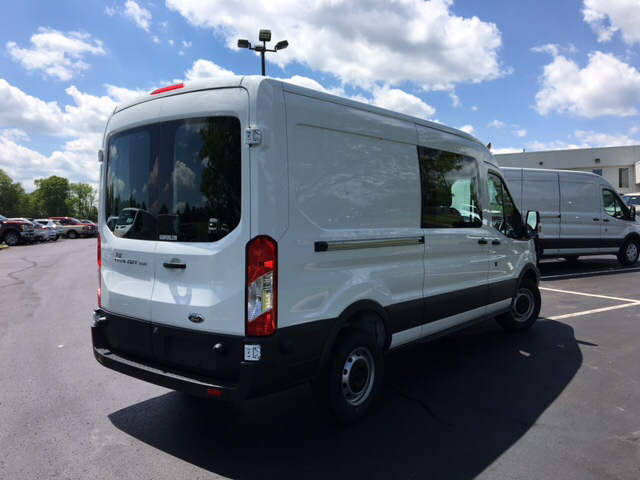 2017 Transit 250 Medium Roof, Cargo Van #57324 - photo 8