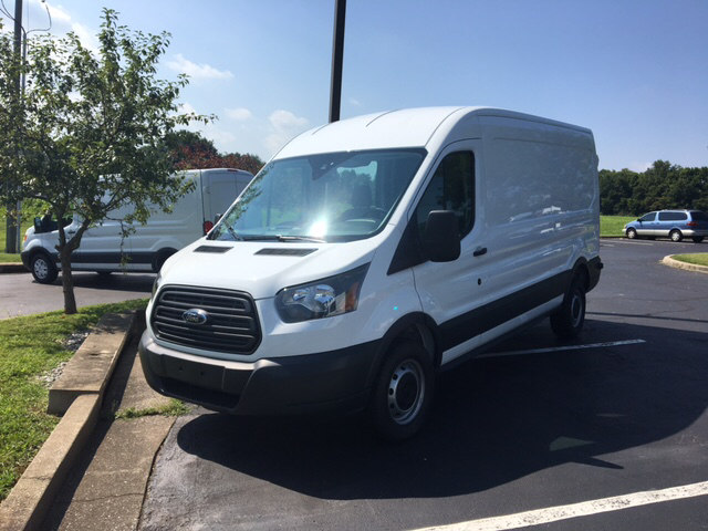 2017 Transit 250 Medium Roof, Cargo Van #57329 - photo 4