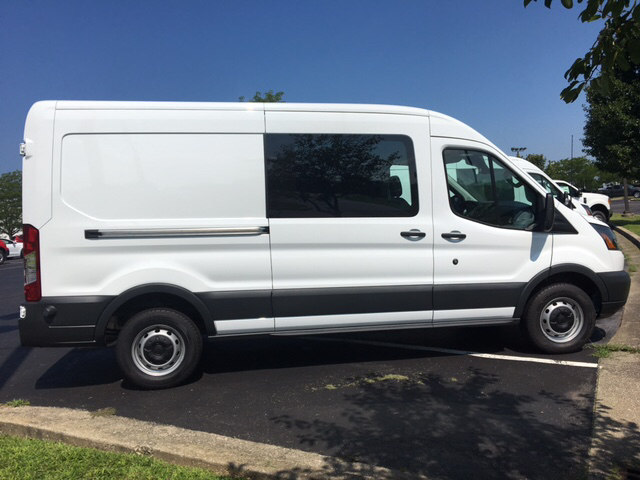 2017 Transit 250 Medium Roof, Cargo Van #57329 - photo 9