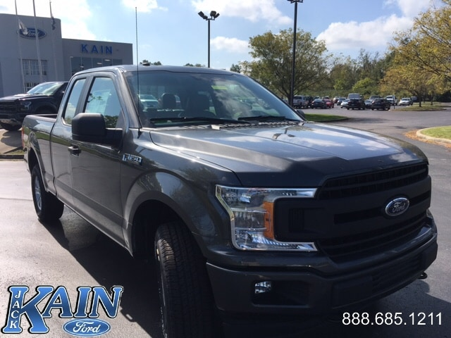 2018 F-150 Super Cab 4x4 Pickup #57404 - photo 1