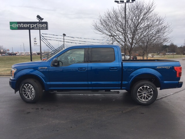 2018 F-150 Crew Cab 4x4, Pickup #57535 - photo 7