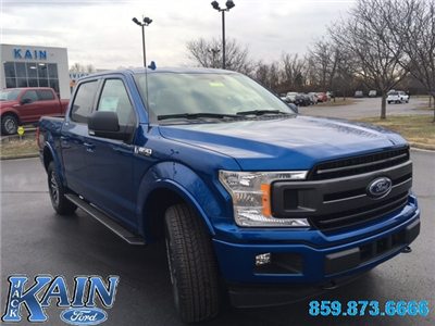 2018 F-150 Crew Cab 4x4, Pickup #57535 - photo 1