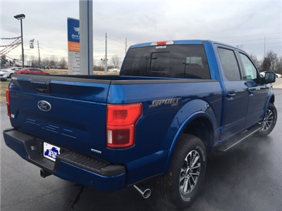 2018 F-150 Crew Cab 4x4, Pickup #57535 - photo 2