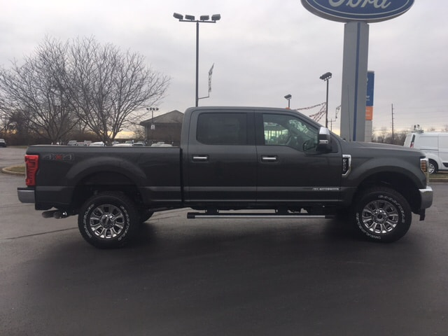 2018 F-250 Crew Cab 4x4 Pickup #57545 - photo 8