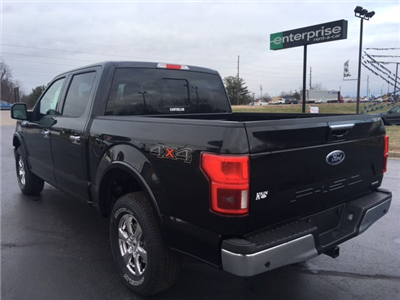 2018 F-150 SuperCrew Cab 4x4, Pickup #57547 - photo 6