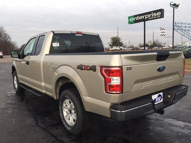 2018 F-150 Super Cab 4x4,  Pickup #57549 - photo 6