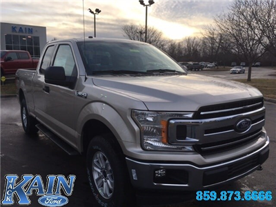 2018 F-150 Super Cab 4x4,  Pickup #57549 - photo 1
