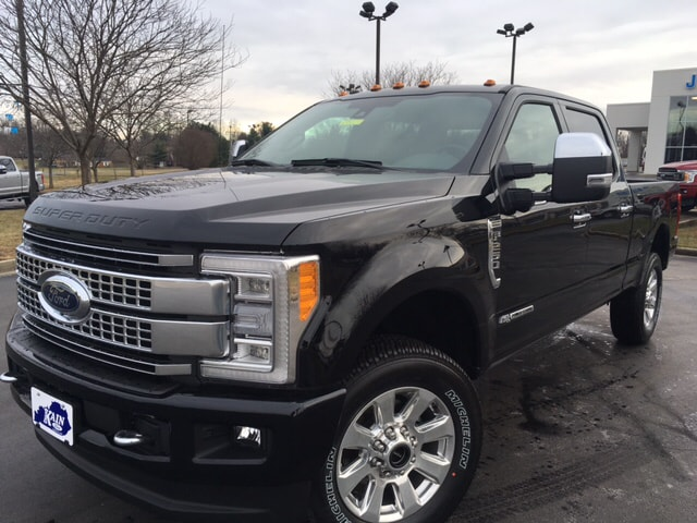 2018 F-250 Crew Cab 4x4 Pickup #57563 - photo 4