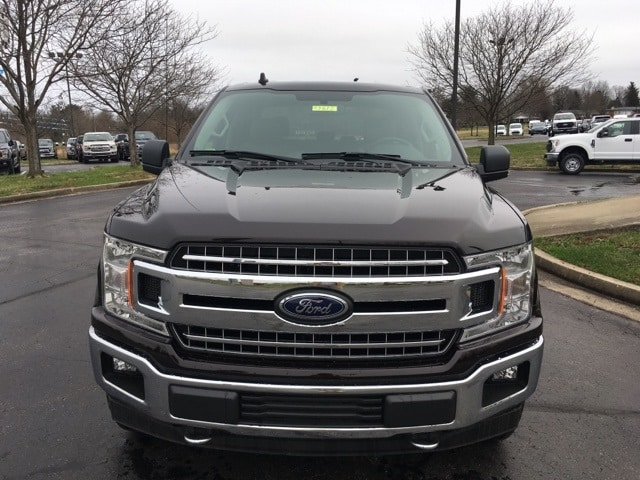 2018 F-150 SuperCrew Cab 4x4, Pickup #57612 - photo 3