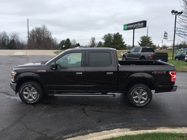2018 F-150 SuperCrew Cab 4x4, Pickup #57612 - photo 5