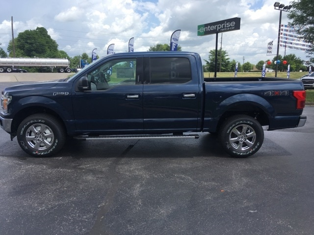 2018 F-150 SuperCrew Cab 4x4,  Pickup #57669 - photo 5