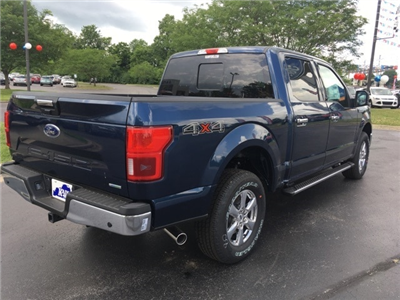 2018 F-150 SuperCrew Cab 4x4,  Pickup #57669 - photo 2