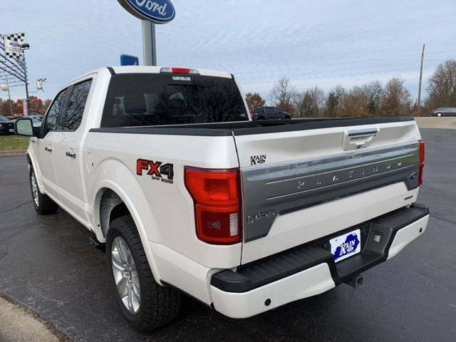 2018 F-150 SuperCrew Cab 4x4,  Pickup #57744T - photo 6