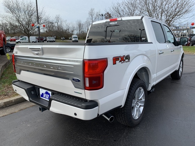 2018 F-150 SuperCrew Cab 4x4,  Pickup #57744T - photo 2