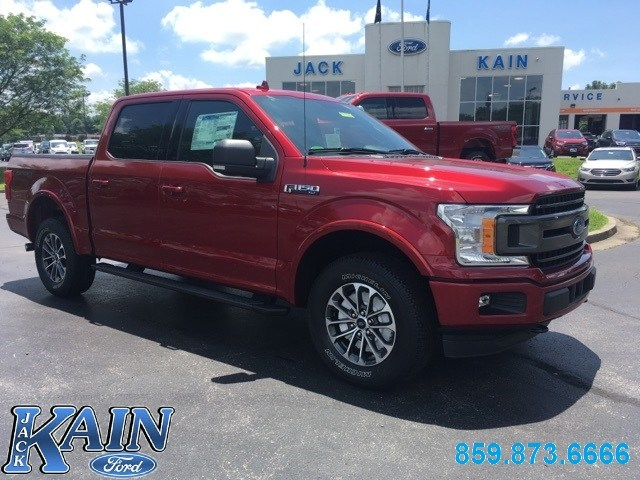 2018 F-150 SuperCrew Cab 4x4,  Pickup #57752 - photo 1
