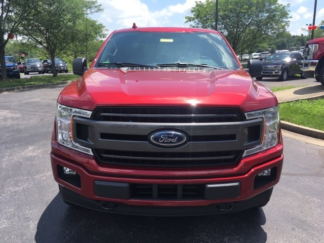 2018 F-150 SuperCrew Cab 4x4,  Pickup #57752 - photo 3