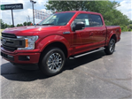 2018 F-150 SuperCrew Cab 4x4,  Pickup #57752 - photo 4