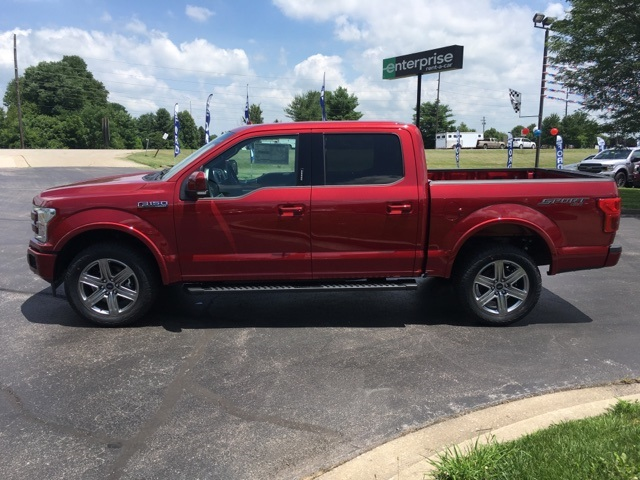 2018 F-150 SuperCrew Cab 4x4,  Pickup #57760T - photo 5