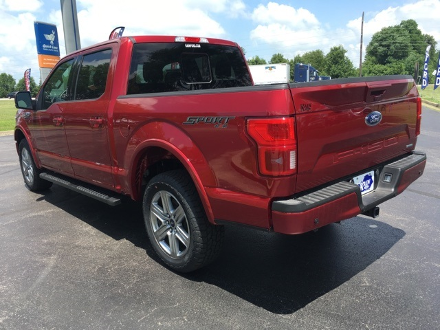 2018 F-150 SuperCrew Cab 4x4,  Pickup #57760T - photo 6