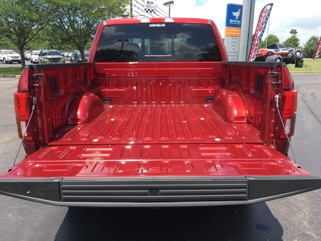 2018 F-150 SuperCrew Cab 4x4,  Pickup #57760T - photo 16