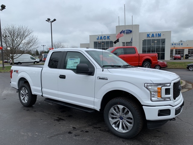 2018 F-150 Super Cab 4x4,  Pickup #57896 - photo 1