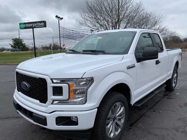 2018 F-150 Super Cab 4x4,  Pickup #57896 - photo 4