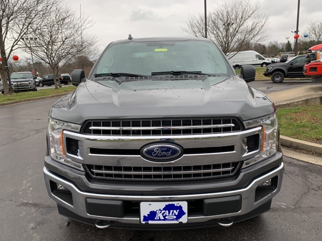 2018 F-150 SuperCrew Cab 4x4,  Pickup #57903T - photo 3