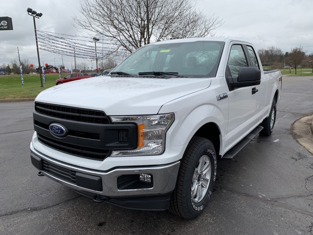 2018 F-150 Super Cab 4x4,  Pickup #57918 - photo 4