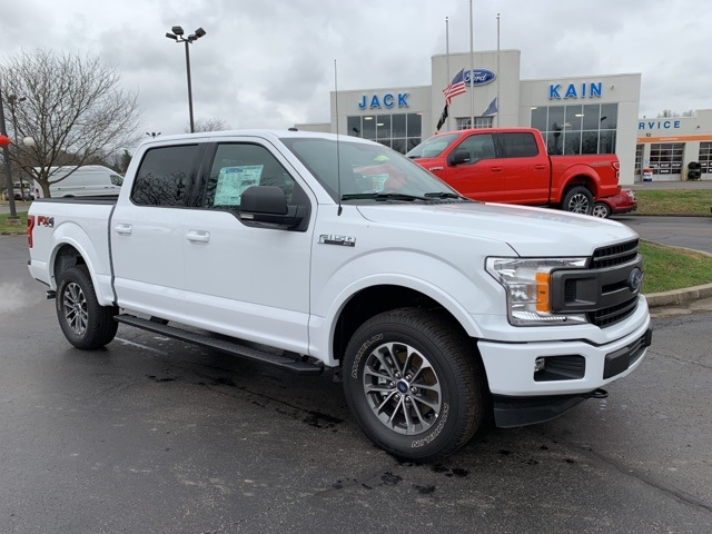 2018 F-150 SuperCrew Cab 4x4,  Pickup #57925T - photo 1